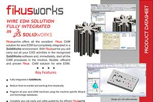 FikusWorks for Wire EDM within SolidWorks
